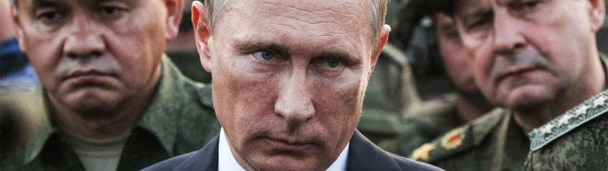 "Vladimir Putin ""The Puppet Master"""